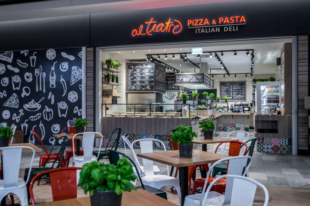 Al Teatro Pizza & Pasta - Kaufpark Eiche - Berlin-Ahrensfelde